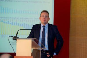 Paweł Michałowski, ekspert Audytela podczas Red Hat Forum